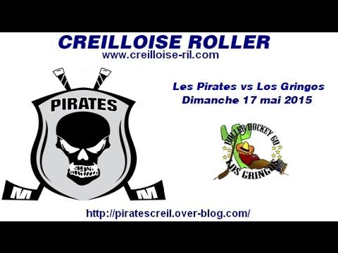 2015 05 17 Pirates VS RH60 1ere mi temps