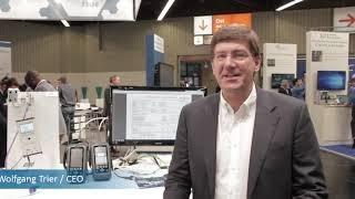 Softing Industrial Data Intelligence, SPS IPC Drives Nuremberg 2018
