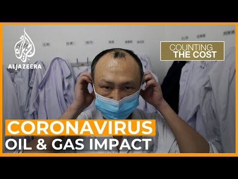 Coronavirus outbreak's effect on the oil and gas market | Counting the Cost