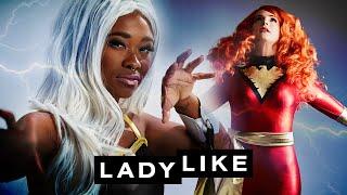 We Fought Like Badass Female Superheroes • Ladylike