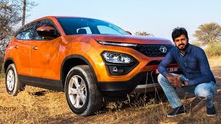 Tata Harrier Drive - Off-Roading The Beast