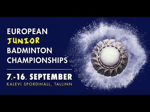 Betul Soner vs Ashwathi Pillai (WS, R64) - European Jnr. C'ships 2018
