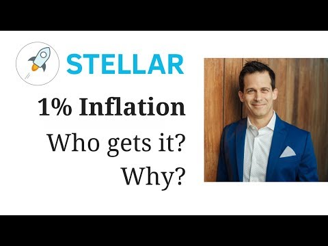 Stellar Lumens Inflation distribution - who gets it and why?