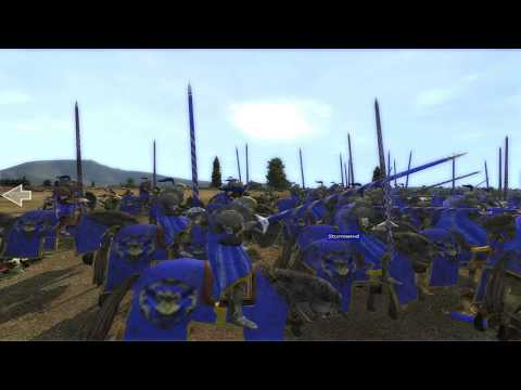 Eoghan Wolfkin's unfinished Warcraft 1: Total War Alpha!