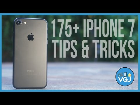 175+ iPhone 7 and iOS 10 Tips and Tricks. The Ultimate, Expanded Guide in less than 1 hour!