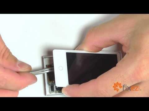 IPod Nano 7th Gen Bluetooth Antenna Repair