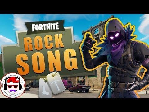 FORTNITE ROCK SONG | Fly [Battle Royale] | Rockit Gaming