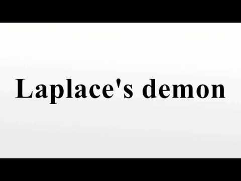 Laplace's demon
