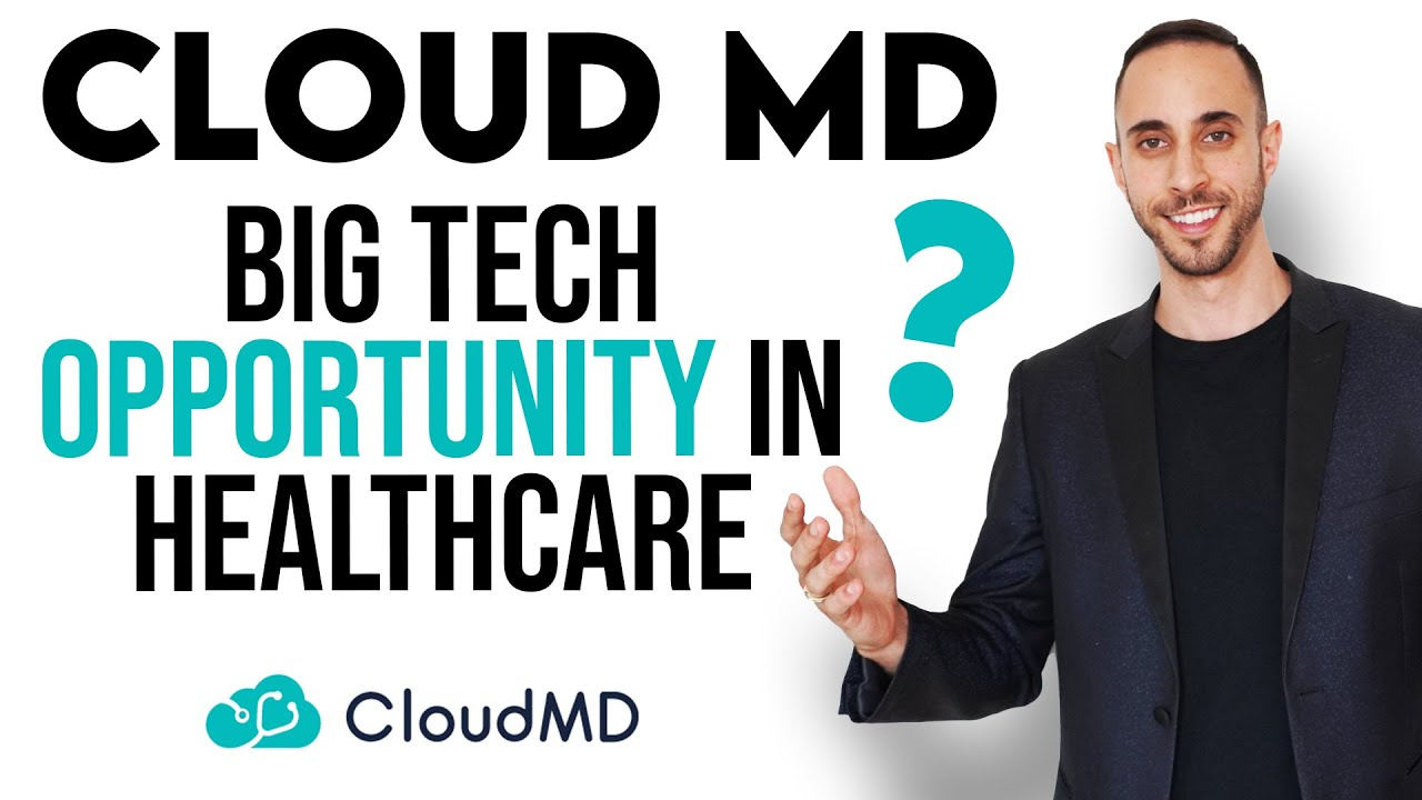 Will Cloud MD Dominate The Next Billion Dollar Healthcare Industry? (Telemedicine Opportunity)