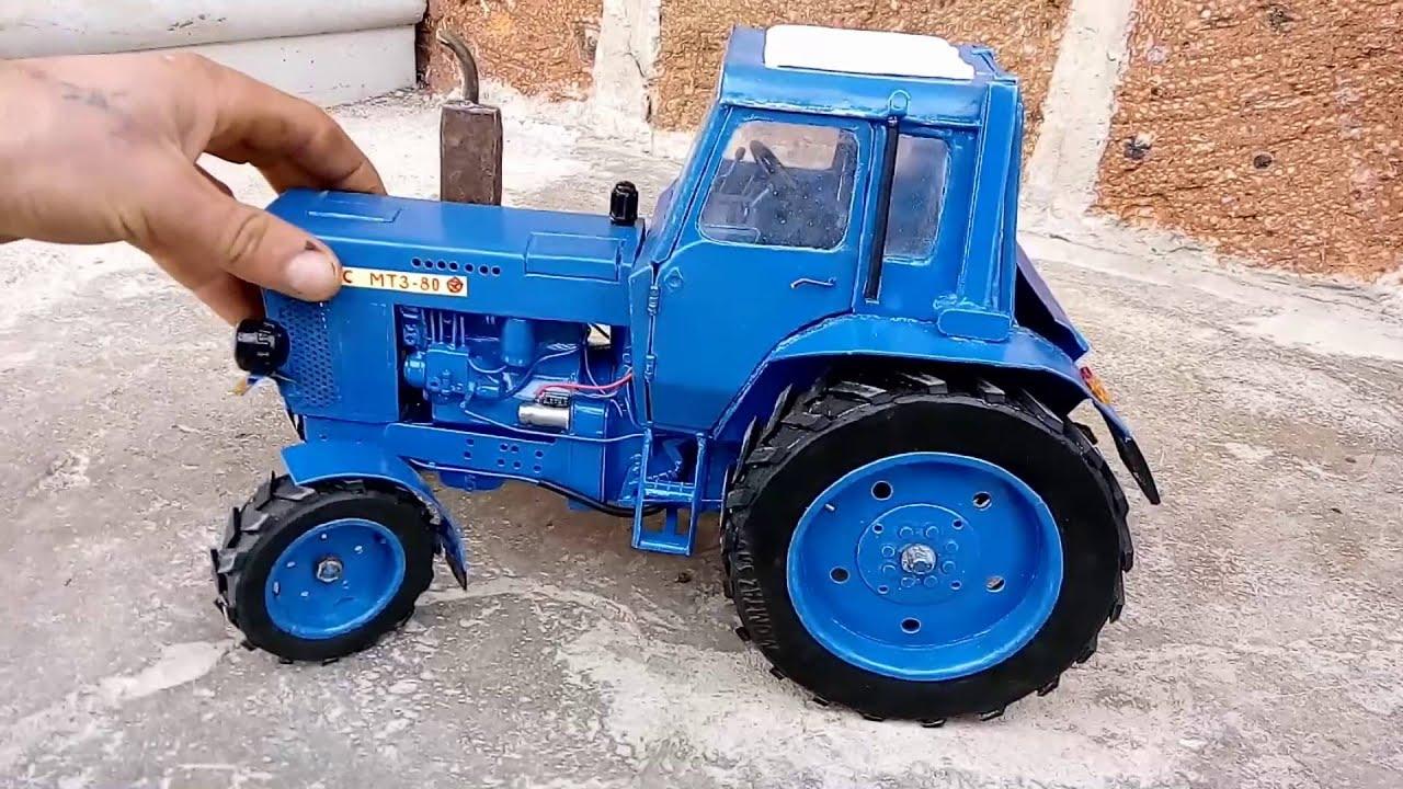 Купити трактора своими руками