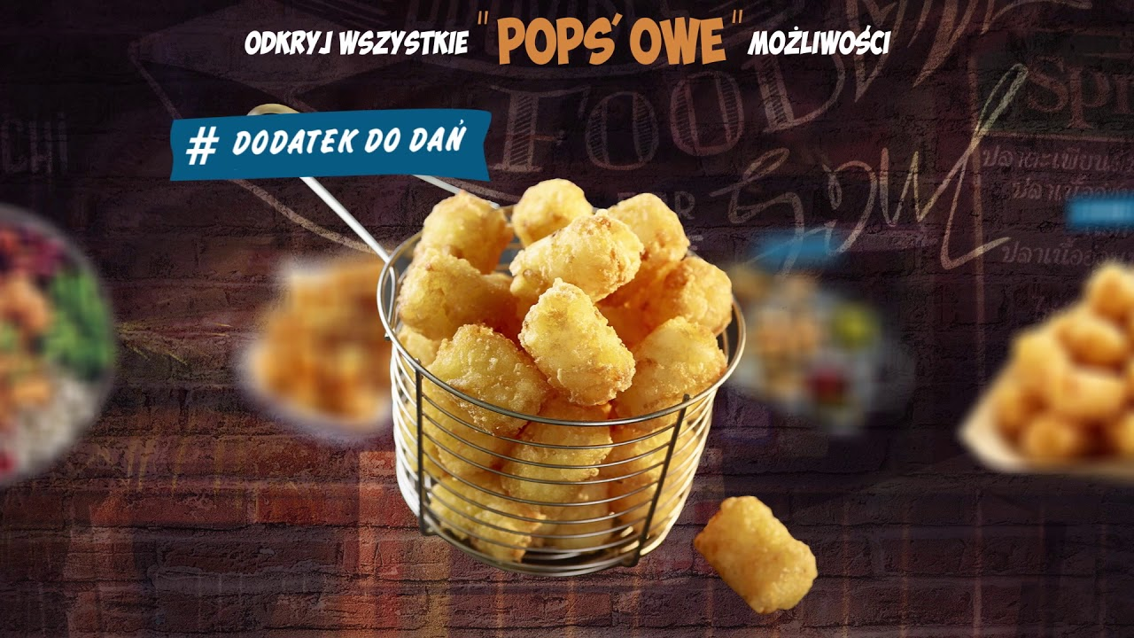 Mccain Potato Pops