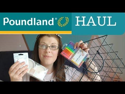 Poundland Haul | September 2019
