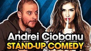 Andrei Ciobanu - Cand vorbesti prea mult (stand-up comedy Club 99)