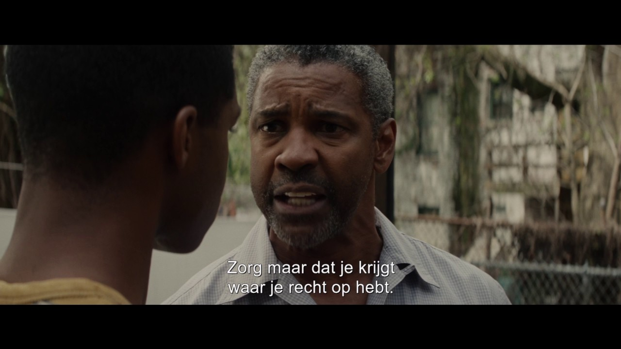 Fences | Trailer #2 | UPI NL