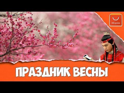 Китайский Новый год 2017 (Праздник Весны) на AliExpress 🔴