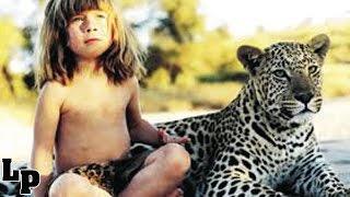 TOP 10 CHILDREN WHO WERE RAISED BY ANIMALS
