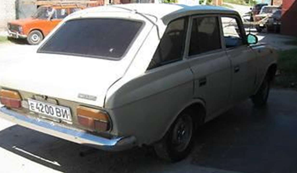 Moskvitch Izh Kombi Tuning Russian Cars Youtube