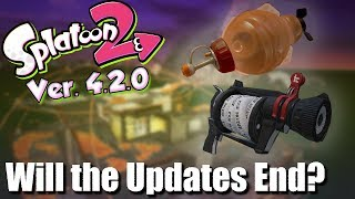 Splatoon 2 - When will the Updates End?! (ANOTHER NEW SUB & SPECIAL, KENSA VOL.3?!?)