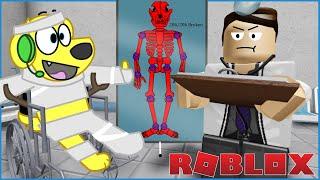 I Broke ALL MY BONES! (Roblox Broken Bones IV) Funny Moments!