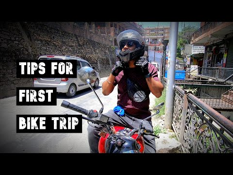 How to Prepare for First Bike Trip