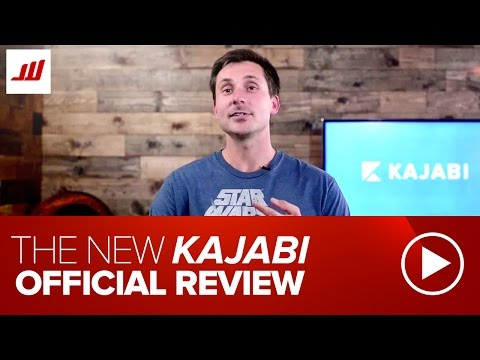 The NEW Kajabi Official REVIEW!  Is it right for you?