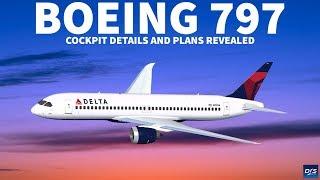 Boeing 797 Cockpit Details Revealed