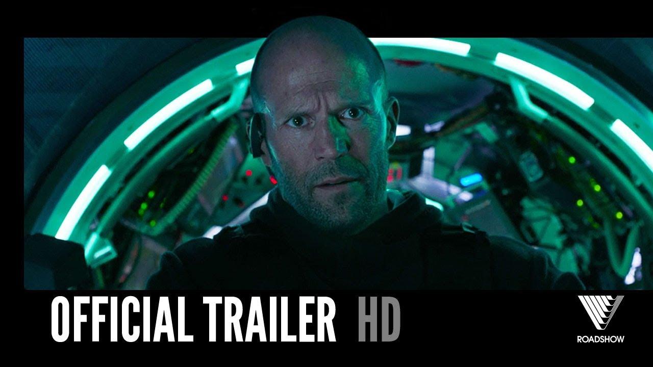 THE MEG | Official Trailer 1 | 2018 [HD] - YouTube