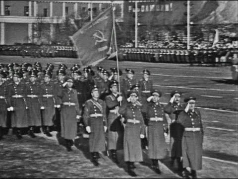 Soviet October Revolution Parade, 1967 Парад 7 Ноября