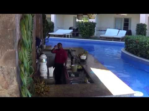 Part 3 Majestic Colonial Resort Punta Cana Club Adult Only Pool 2017