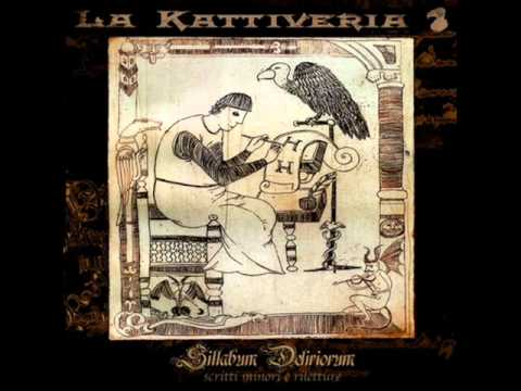 La Kattiveria   Sillabum Deliriorum   Junkee