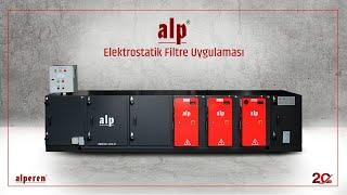 The Corner Tantuni - Alp Elektrostatik Filtre Uygulaması Video