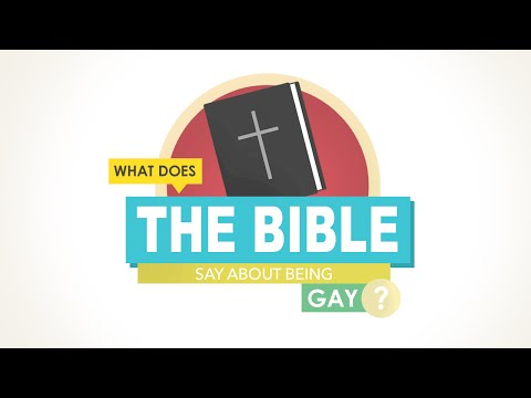What Does the Bible Really Say About Being Gay