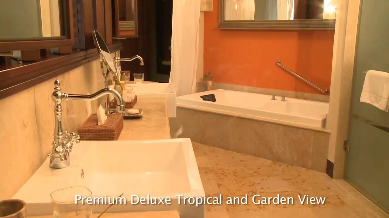 Dreams Riviera Cancun Premium Deluxe Tropical Amp Garden