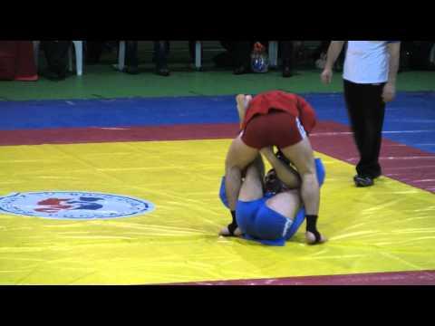 Хабиб Нурмагомедов ( Khabib Nurmagomedov ) Финал ЧМ по боевому самбо 2010
