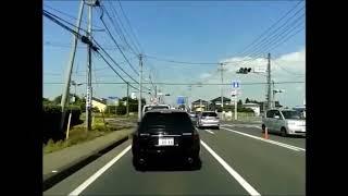 国道293号線 鹿沼~那珂川町馬頭 2018/6/