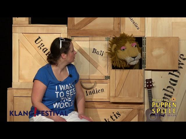 Zoo Hause ist es am Schönsten - Trailer zum Puppenstück