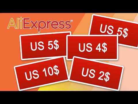 AliExpress เทคนิคสั่งของยังไงให้ได้ส่วนลดเยอะที่สุด