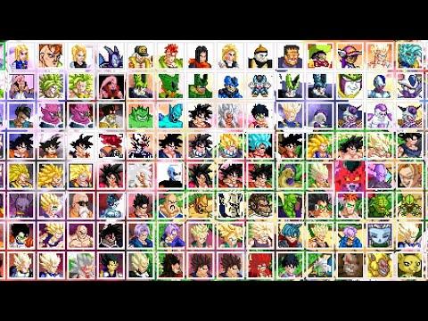 Download Dragon Ball Super Z V2 #3 - Goku SSJ3 vs Goku, Broly, Vegeta