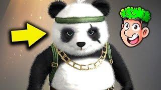 CONSIGUIENDO LA NUEVA MASCOTA MAS LINDA DE FREE FIRE *el panda* | TheDonato