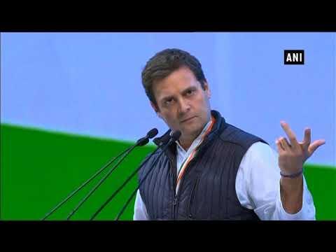 Modi symbolises collusion between country's biggest crony capitalists: Rahul Gandhi