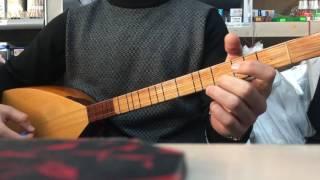 Emri olur - DOREMİ notalı solfej(kısa sap)