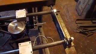 Фрезерный станок по дереву(Фрезерный станок Вал на 32 мм диаметр. Двигатель 3/3., 2016-03-02T06:31:07.000Z)