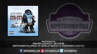 PeeWee Longway - Big Homie [Instrumental] (Prod. By Derelle Rideout & Honorable C.N.O.T.E.)