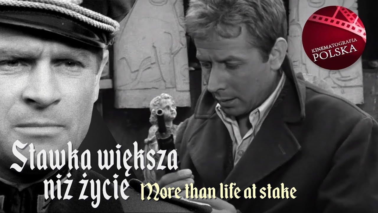 Download STAWKA WIĘKSZA NIŻ ŻYCIE odcinek 10 | Hans Kloss | kultowe polskie seriale | angielskie napisy
