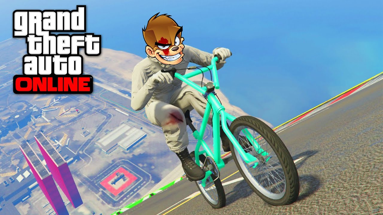 course bmx gta 5 lasalle