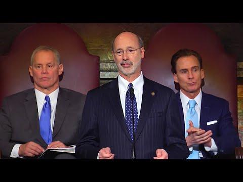 Governor Tom Wolf's 2015 Budget Address