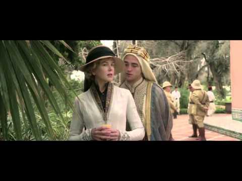 Robert Pattinson in Queen of the Desert
