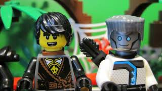 Лего Ниндзяго Сыновья Гармадона 2 сезон 10 эпизод
