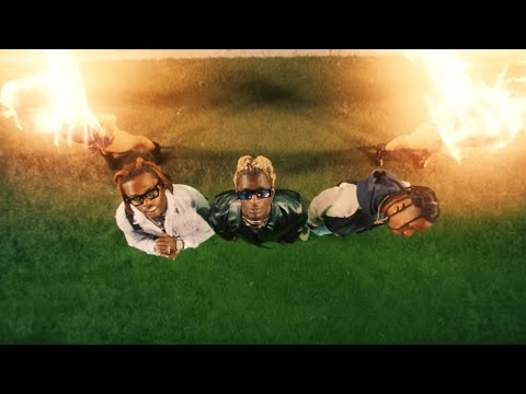 Young Thug - Hot ft. Gunna \u0026 Travis Scott [Official Video]