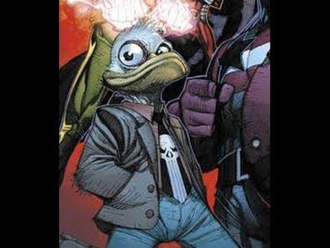 Historia Howard the Duck (el pato) (Tierra-47920) MARVEL
